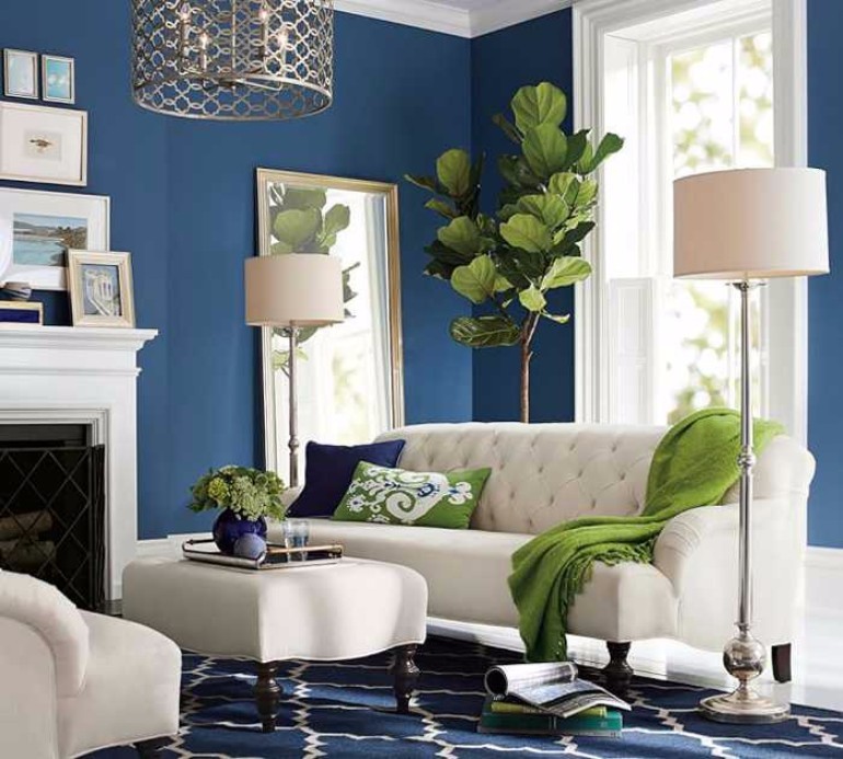10 Reason Why Blue Is The Best Color For Decorating Your