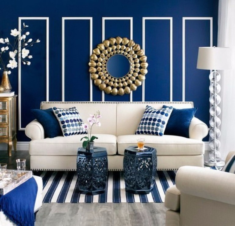 10 Reason Why Blue Is The Best Color For Decorating Your Living Room 10  Reasons Why