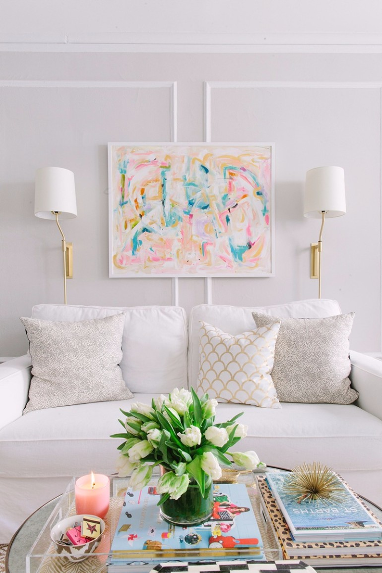 Feminine Touches To Add To Your Living Room living room How To Add Feminine Touches To Your Living Room Feminine Touches To Add To Your Living Room 2