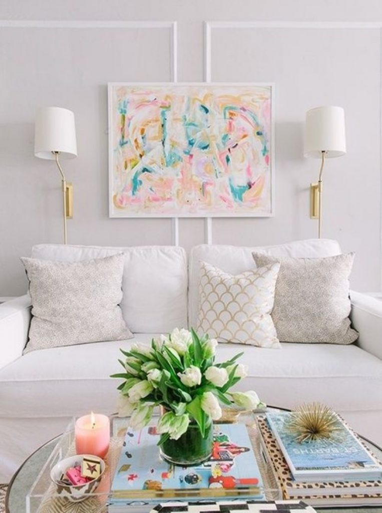 Small Living Rooms Decorating Hgtv: Interior Design Tips For Chic Small Living Rooms