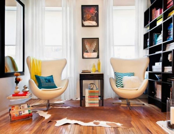 Interior Design Tips For Chic Small Living Rooms