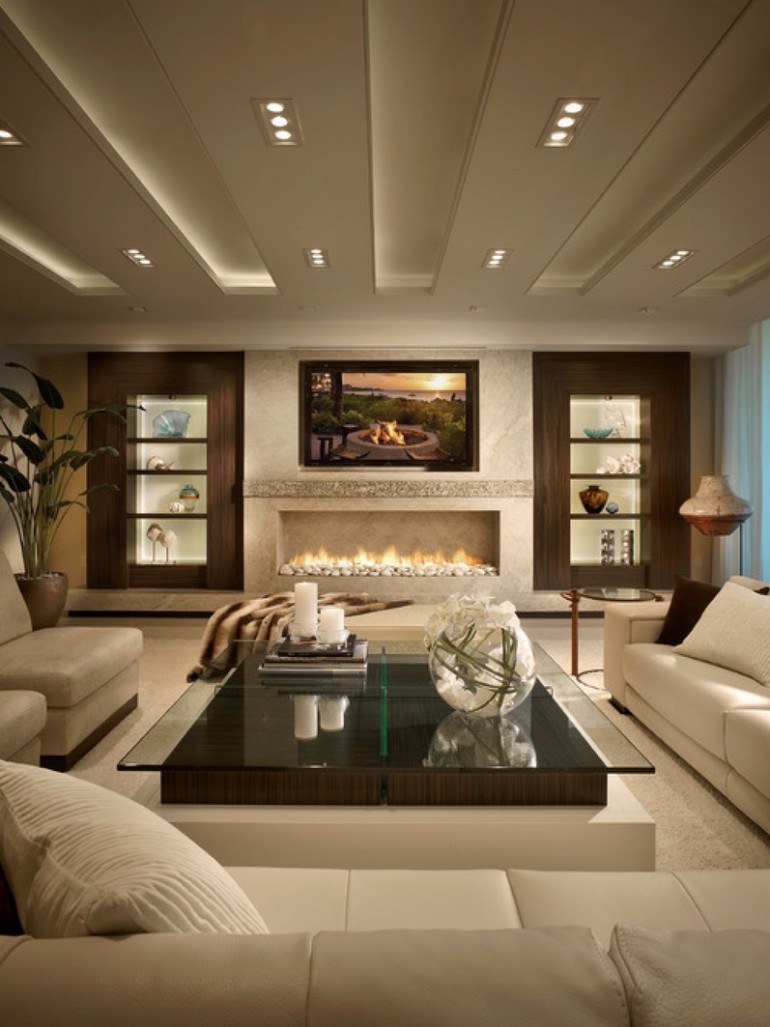 Living Rooms With Cozy Fireplaces living room Living Rooms With Cozy Fireplaces Living Rooms With Cozy Fireplaces