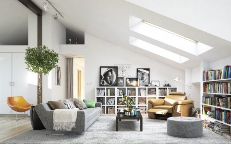 Living Rooms With Scandinavian Design Trends (5) scandinavian design Living Room With Scandinavian Design Trends Living Rooms With Scandinavian Design Trends 5 1