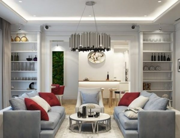Modern Living Room Decorating Ideas You'll Love