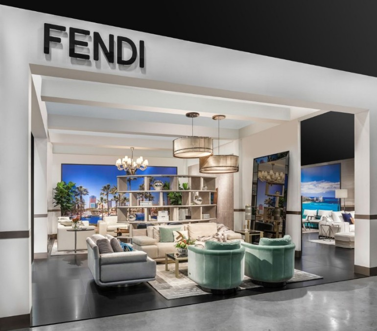 Save the date salone del mobile is coming living room for Fendi casa milano