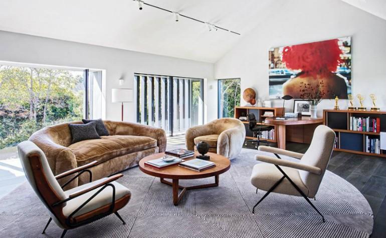 mid-century modern living rooms Mid-Century Modern Living Rooms 10 Mid Century Modern Living Rooms 6 1