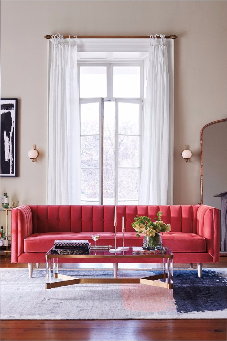 5 Ways To Use a Colorful Sofa In Your  colorful sofa 5 Ways To Use a Colorful Sofa In Your Living Room 5 Ways To Use a Colorful Sofa In Your Living Room 7