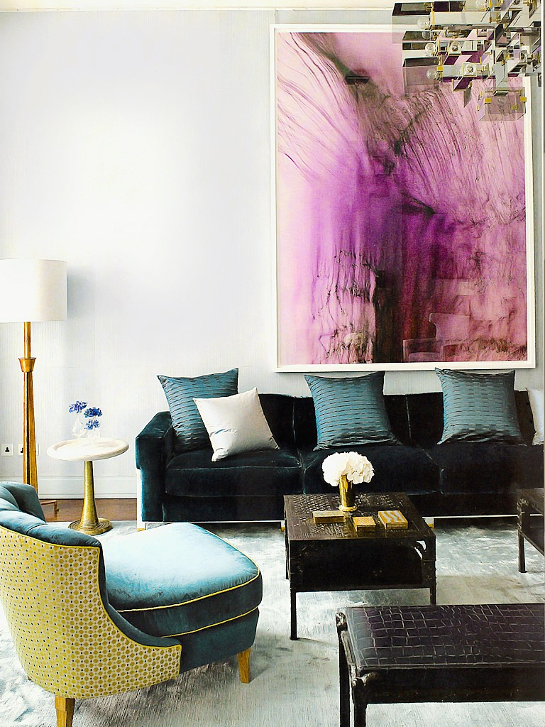 10 Modern and Sophisticated Living Rooms That you Will Lov Living Rooms 10 Modern and Sophisticated Living Rooms That You Will Love Best Tips for Taking Velvet Fabric Off the Runway to Your Home 2