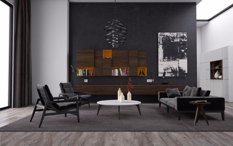 Black Ideas To Enhance Your Home Decor living room Black Living Room Ideas To Enhance Your Home Decor Black Living Room Ideas To Enhance Your Home Decor5