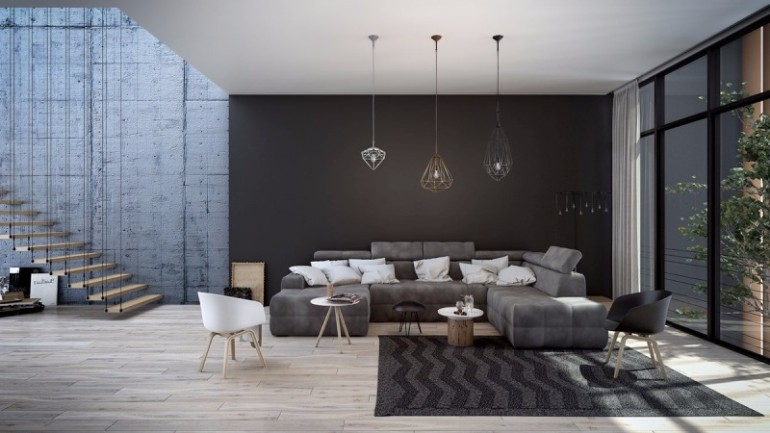Black Ideas To Enhance Your Home Decor living room Black Living Room Ideas To Enhance Your Home Decor Black Living Room Ideas To Enhance Your Home Decor8