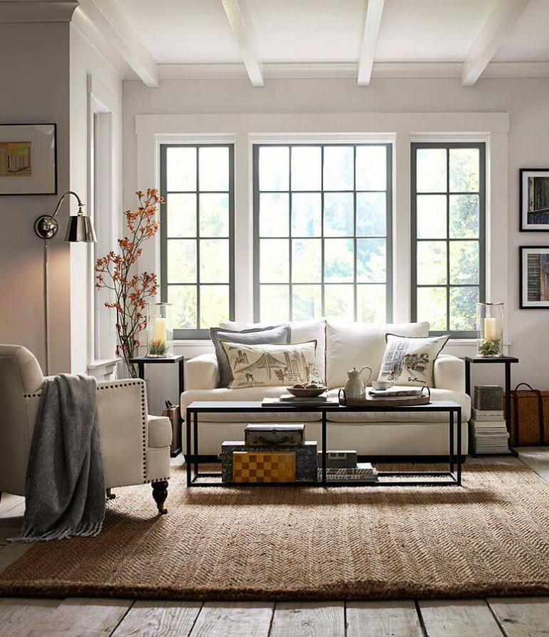 14 Living Room Window Designs Decorating Ideas: Design Ideas For Living Room Windows
