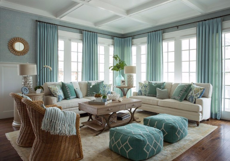 10 With Coastal Style living rooms 10 Living Rooms With Coastal Style 10 Living Rooms With Coastal Style5