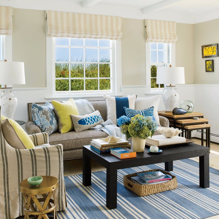 10 Living Rooms With Coastal Style living rooms 10 Living Rooms With Coastal Style 10 Living Rooms With Coastal Style8