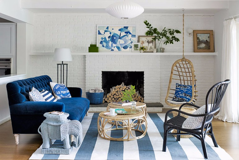 8 Fabulous Ideas About Blue Living Rooms  7 Fabulous Ideas About Blue Living Rooms 8 Fabulous Ideas About Blue Living Rooms4