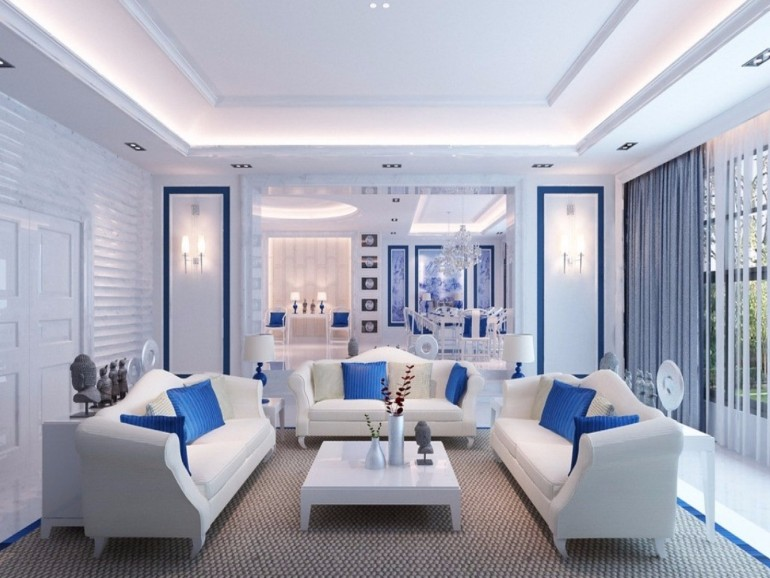 8 Fabulous Ideas About Blue Living Rooms  7 Fabulous Ideas About Blue Living Rooms 8 Fabulous Ideas About Blue Living Rooms9