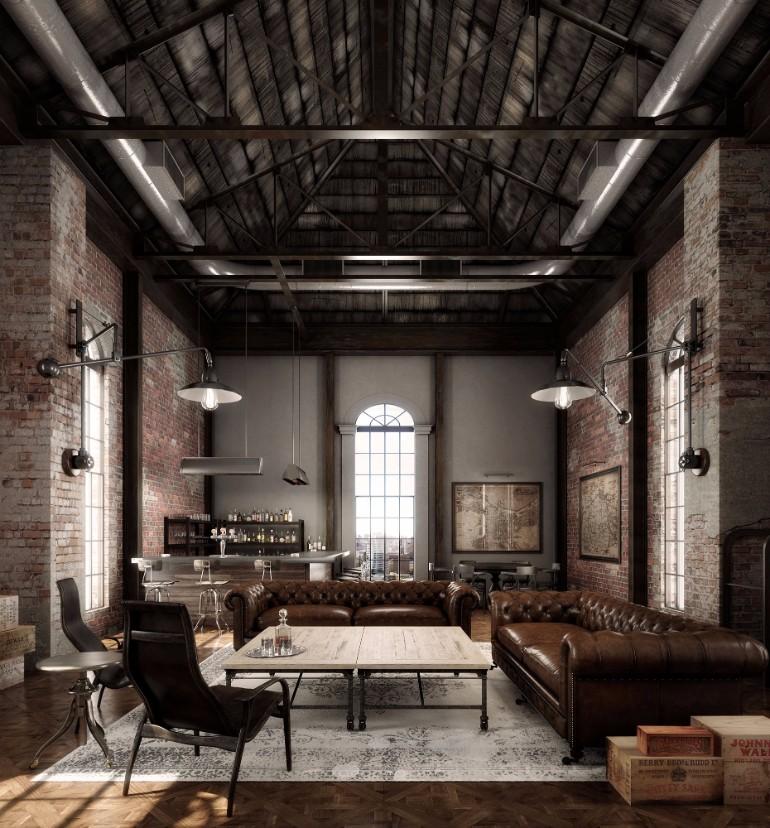 Beautiful Industrial Living Rooms Industrial Living Rooms Beautiful Industrial Living Rooms Beautiful Industrial Living Rooms