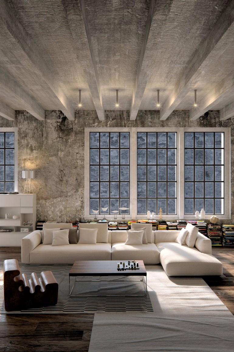 Beautiful Industrial Living Rooms Industrial Living Rooms Beautiful Industrial Living Rooms Beautiful Industrial Living Rooms6