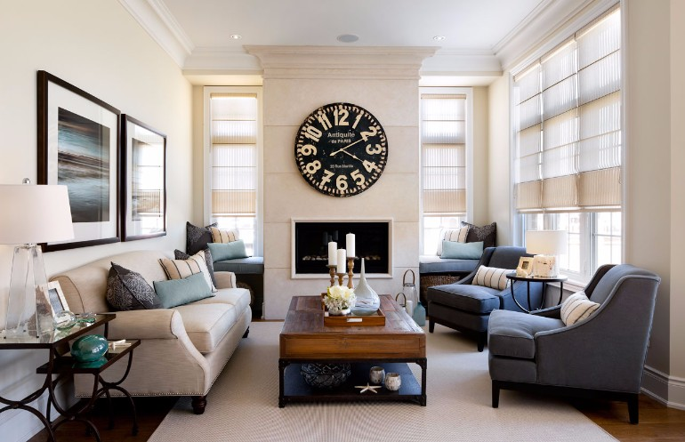 Best Clocks to Décor Your Living Room