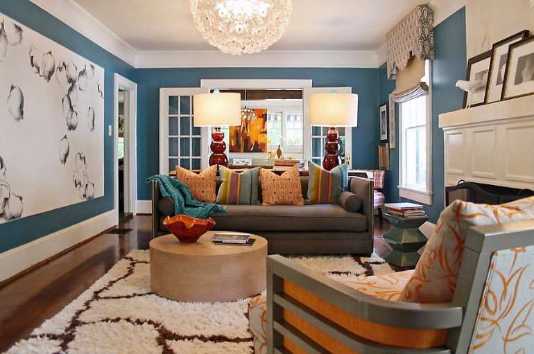 Eclectic Living Room How To Create a Eclectic Living Room How To Create a Eclectic Living Room11