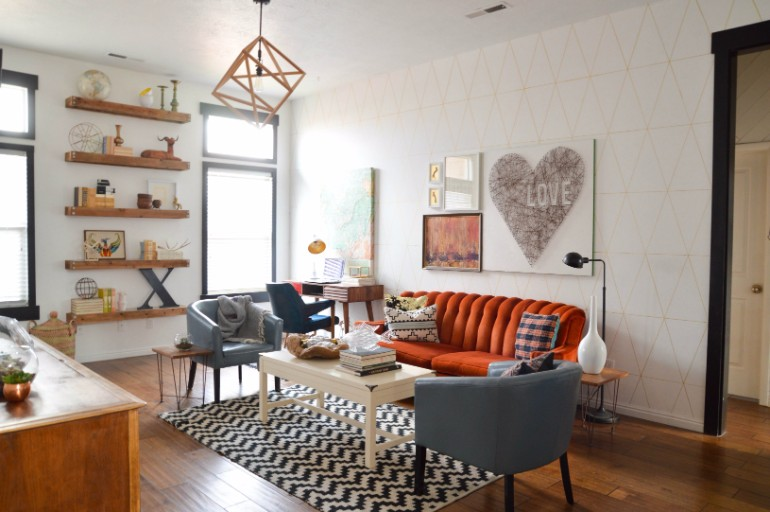 Eclectic Living Room How To Create a Eclectic Living Room How To Create a Eclectic Living Room9