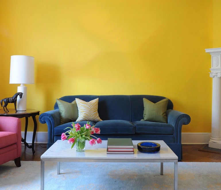 How to Use Color to Make Your Happier living room How to Use Color to Make Your Living Room Happier How to Use Color to Make Your Living Room Happier7 1