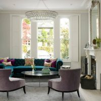 Love, Chic Living Rooms