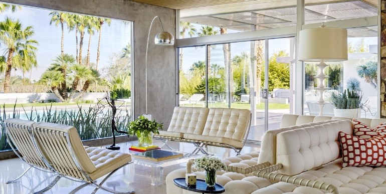 10 mid century modern living rooms that prove the style is for 10 living room cafe by eplus