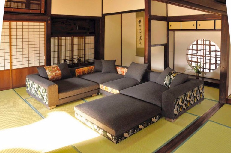 7 Ideas About Asian Living Room