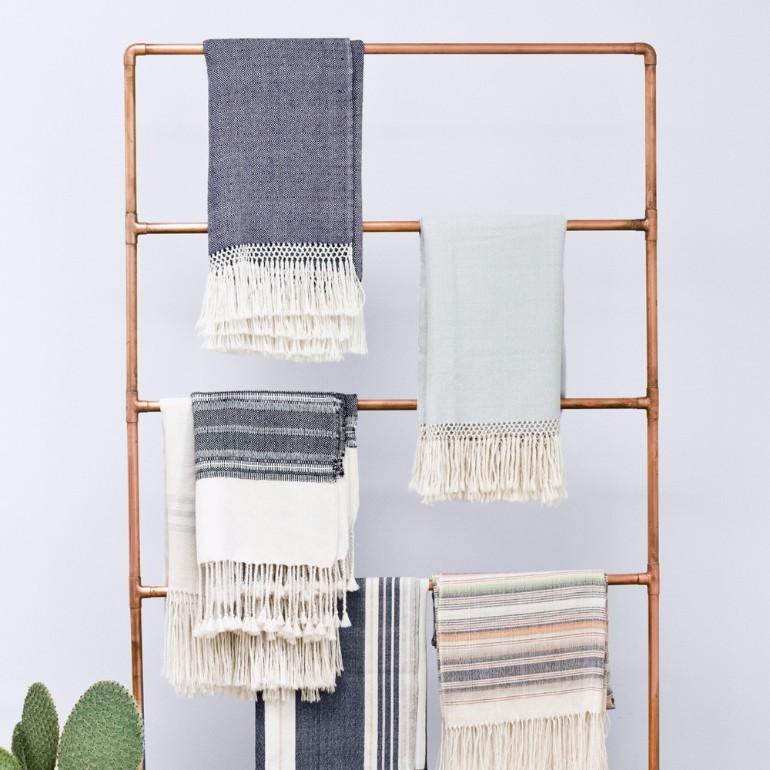 Ways To Style A Ladder Blanket Rack In Your  living room 8 Ways To Style A Ladder Blanket Rack In Your Living Room 8 Ways To Style A Ladder Blanket Rack In Your Living Room
