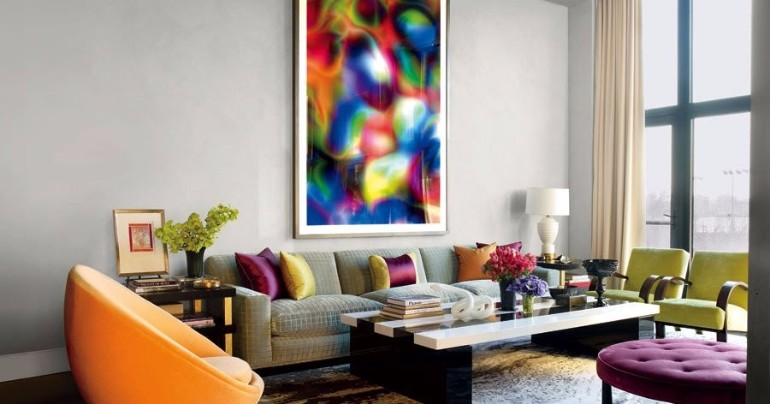 Best Inspiring Living Rooms From The Home of Top Designers ...