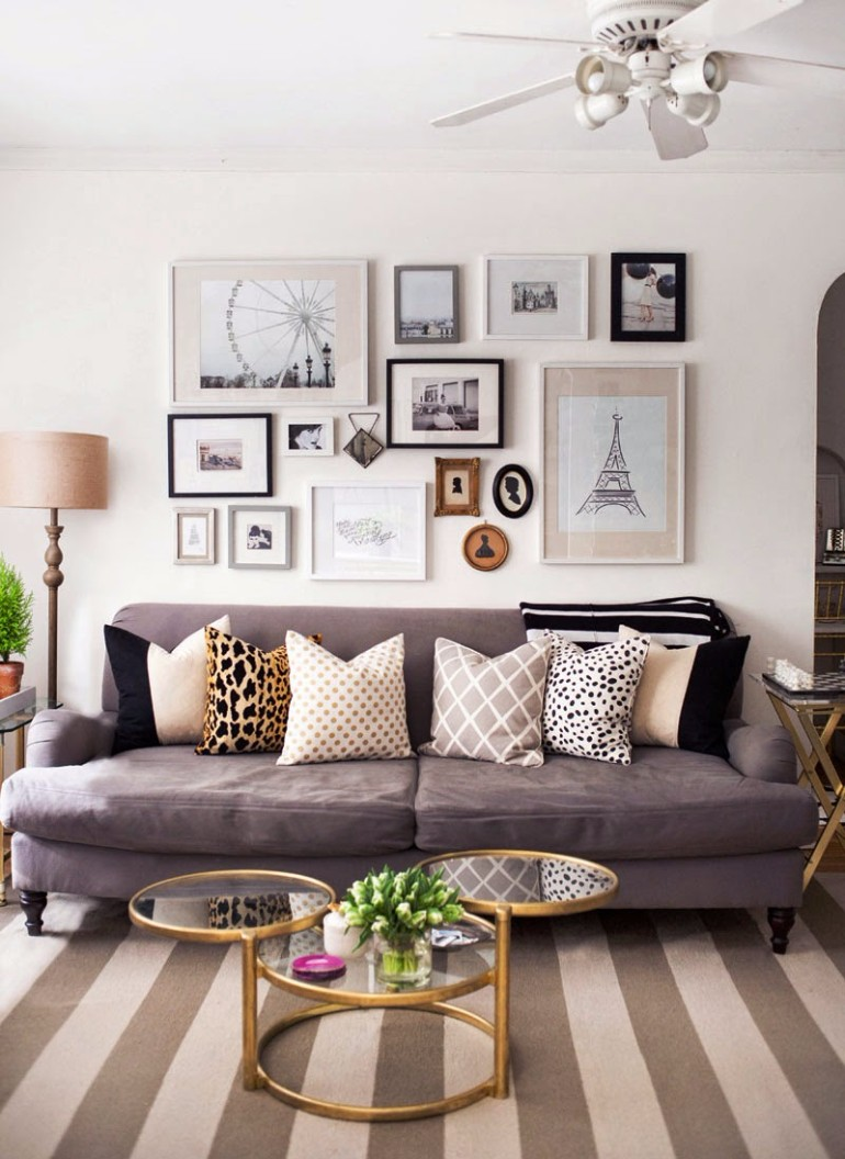 Inspiring Ways To Display Art living room Inspiring Ways To Display Art At Living Room Inspiring Ways To Display Art At Home5