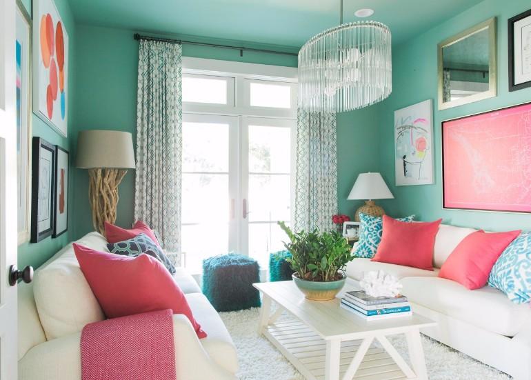 Living Room Ideas: Renter-Friendly Design Inspiration
