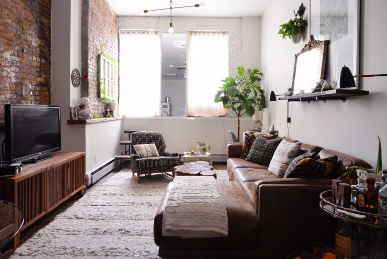 Long Narrow Living Room Ideas That Won't Cramp Your Style 2