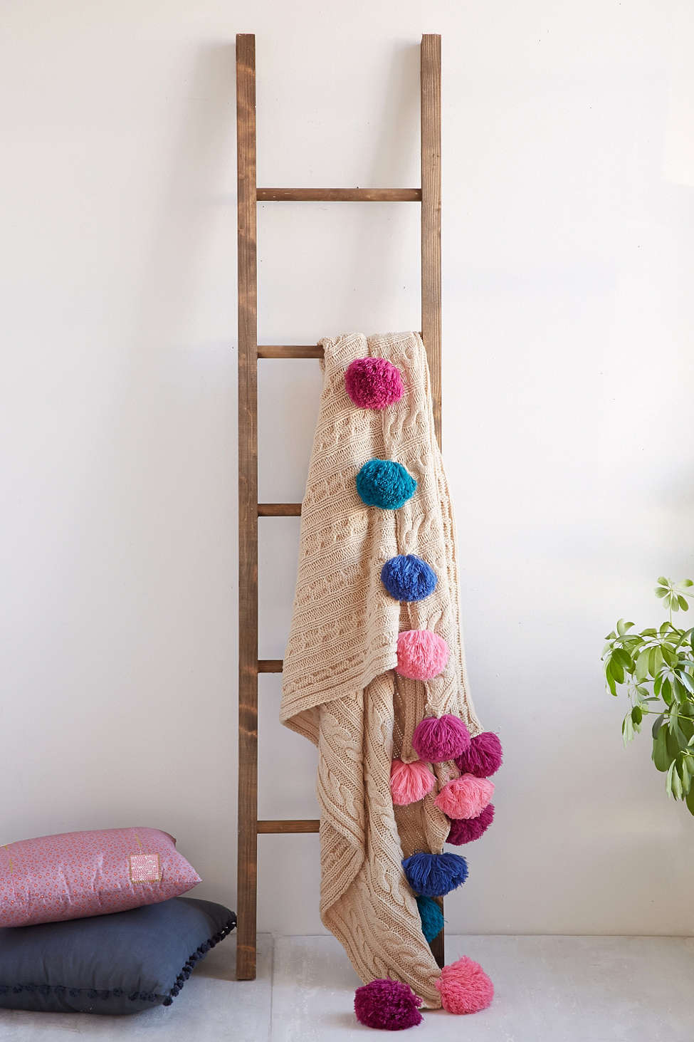 Ways To Style A Ladder Blanket Rack In Your  living room 8 Ways To Style A Ladder Blanket Rack In Your Living Room Ways To Style A Ladder Blanket Rack In Your Living Room8