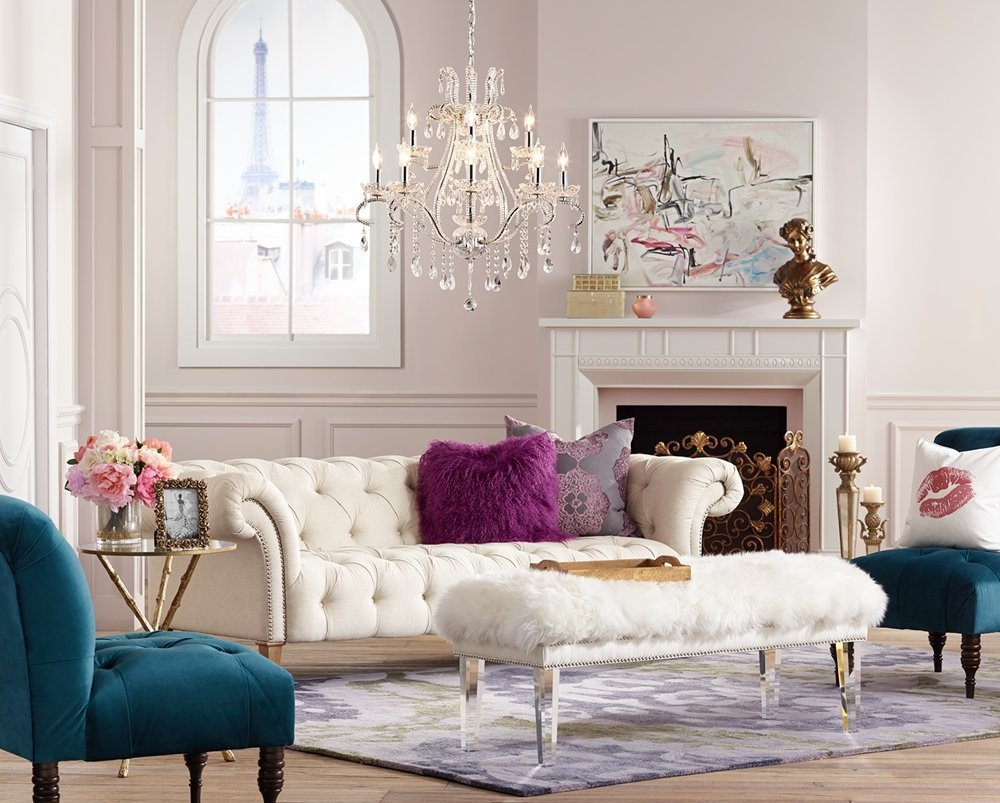 Romantic living rooms ideas living room ideas for Room decor romantic