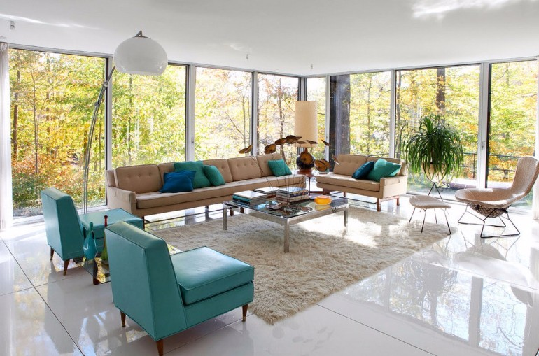 Get Your Mid-Century Modern Living Room Ready For Summer modern living room Get Your Mid-Century Modern Living Room Ready For Summer Get Your Mid Century Modern Living Room Ready For Summer 6