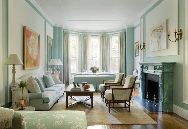 How To Make a Light Blue-Green  Living Room How To Make a Light Blue-Green Living Room How To Make a Light Blue Green Living Room 8 1