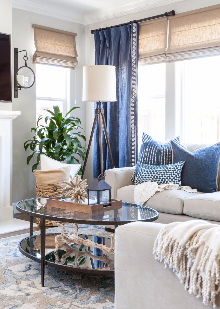What's Hot On Pinterest: Living Room Colors Schemes