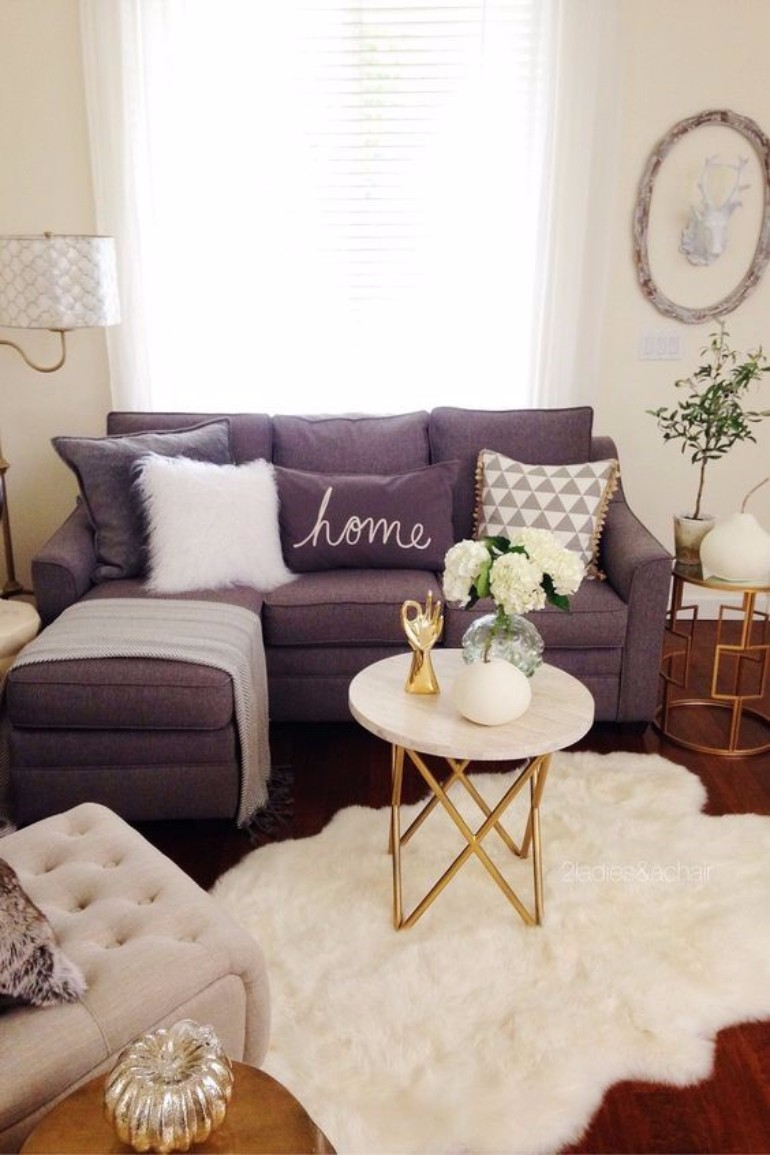 What S Hot On Pinterest Living Room Ideas Apartment