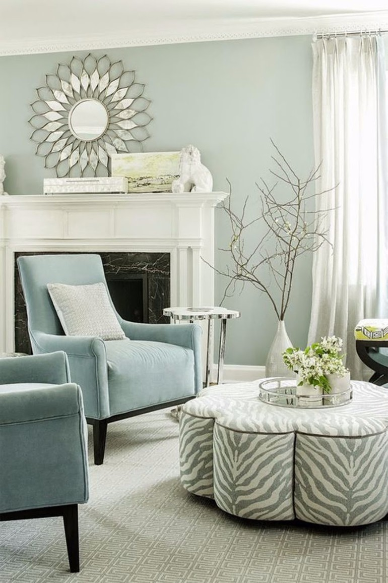 What\'s Hot On Pinterest: Living Room Paint Color Ideas – Living Room ...