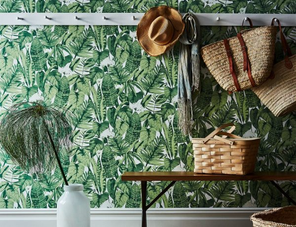 Incredible Tropical Leaf Prints for Living Room Decor