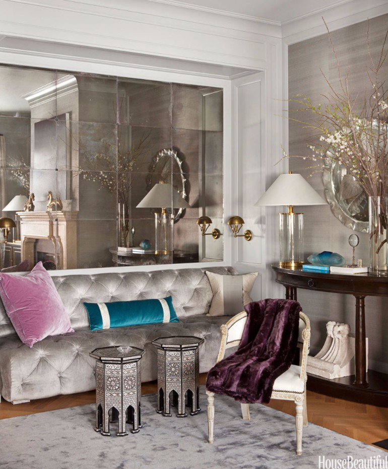 Modern Interior Design Mirrors For Your living room