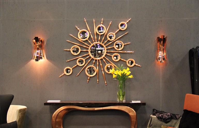 living room Modern Interior Design Mirrors For Your Living Room etta wall lamp 01