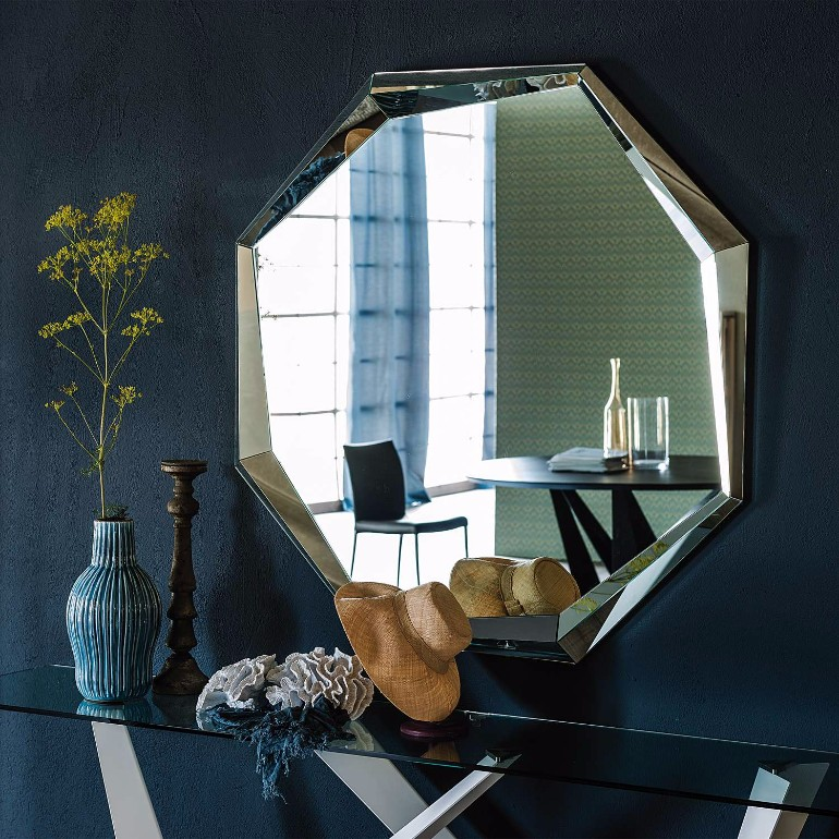living room Modern Interior Design Mirrors For Your Living Room gallery 6
