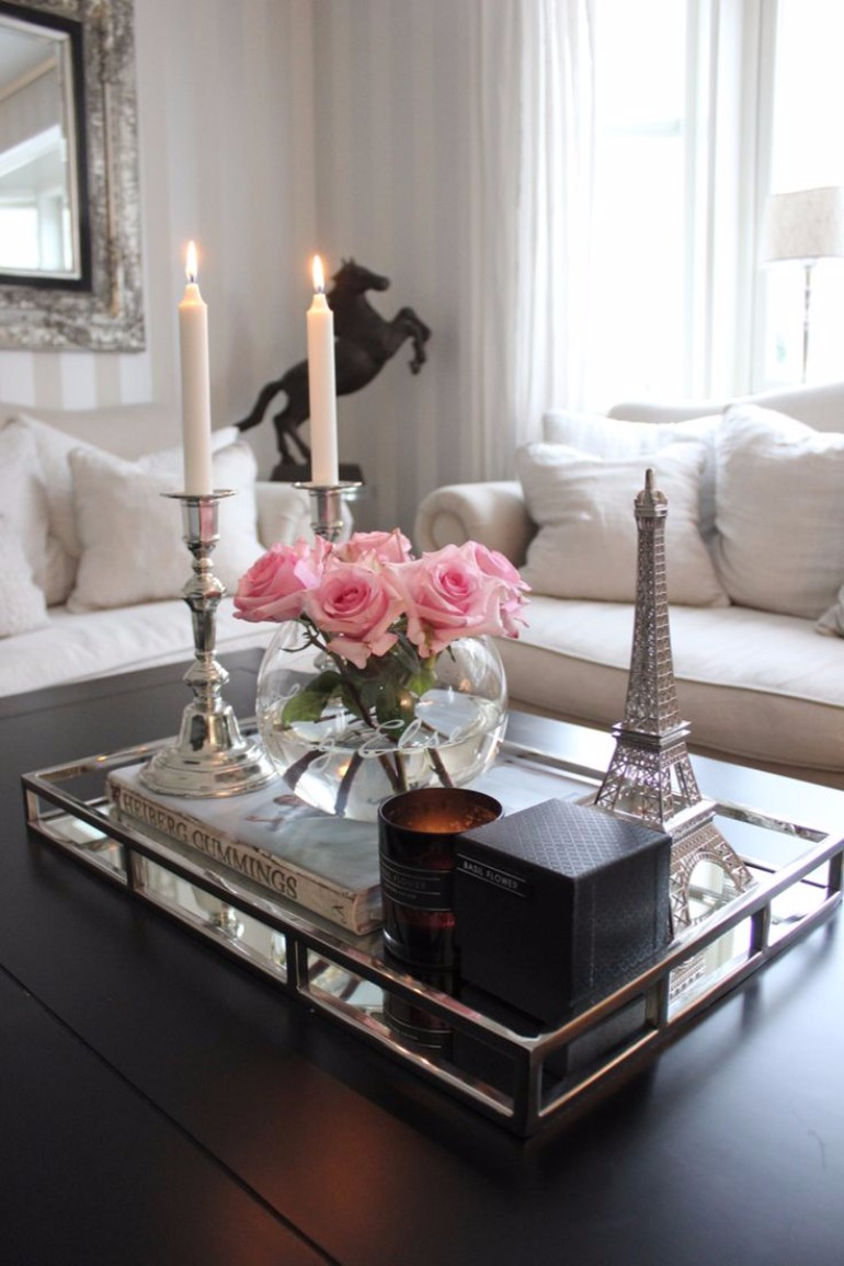 """""""Tea Madame? Only on a Tray"""" The Ultimate Interior Design Trend"""
