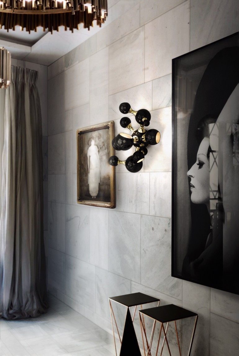 Happiness is a Bubble Bath or.. a Bubbly Modern Living Room Design