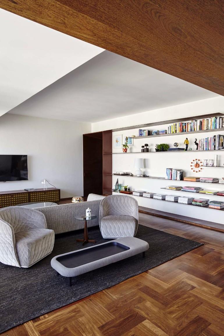 ЭВсе что нужно знать о декоре современной гостиной Современная квартира Все что нужно знать о декоре современной гостиной Its All About This Living Room Decor 3