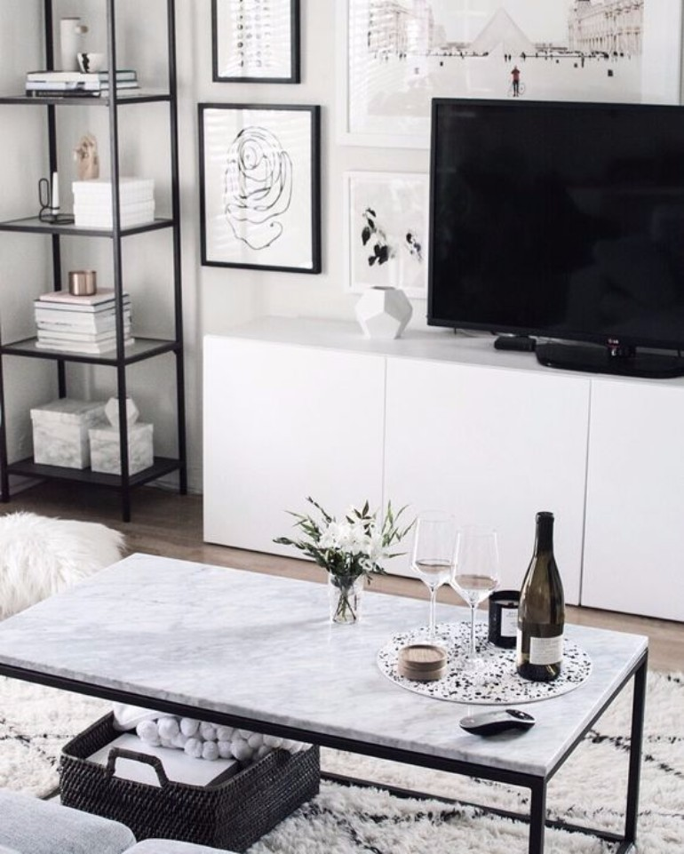 Living Room Inspirations: Marble Crush Alert! The New IT Girl marble crush Living Room Inspirations: Marble Crush Alert! The New IT Girl Living Room Inspirations Marble is the IT Girl of the moment 5
