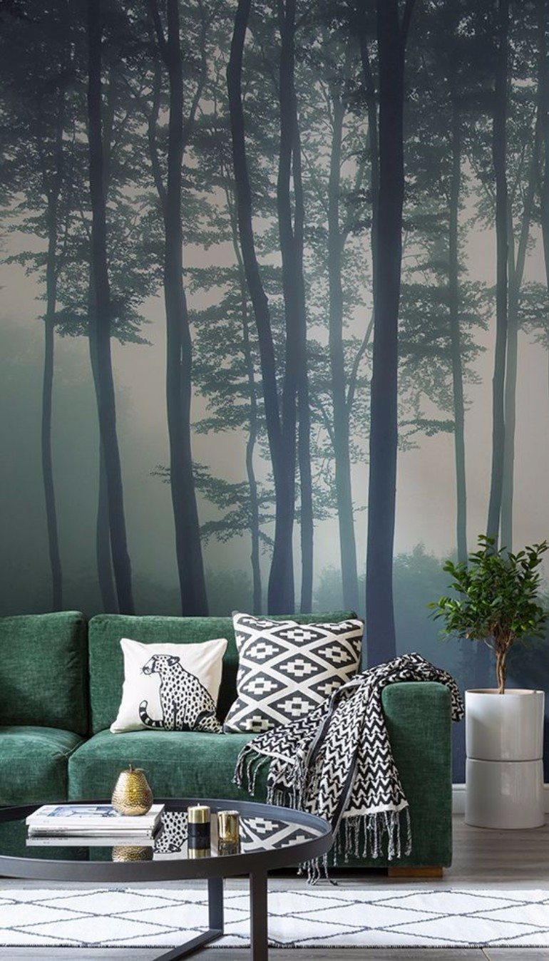 Swing In The Jungle Vibe And Be The Interior Design Styles Tarzan Living Room Ideas