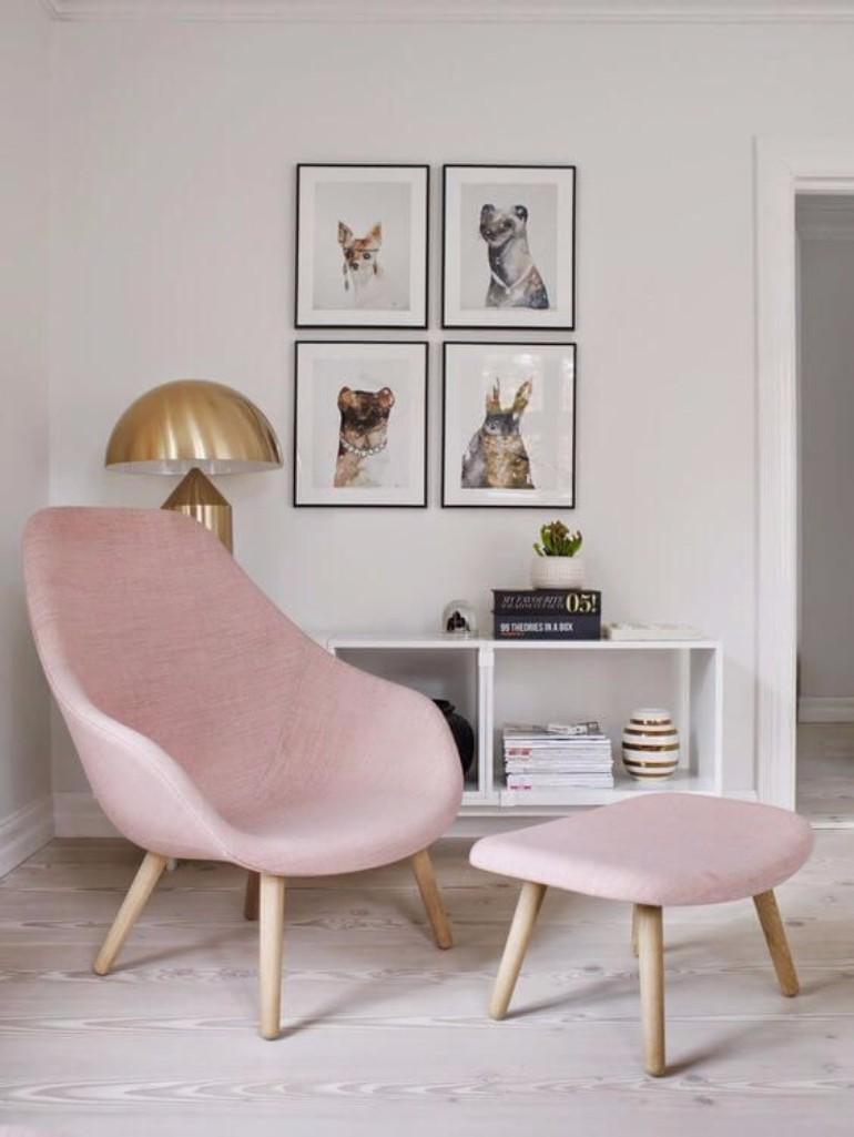 What's Hot on Pinterest: Improve your Living Room with Some Fancy Corner Ideas